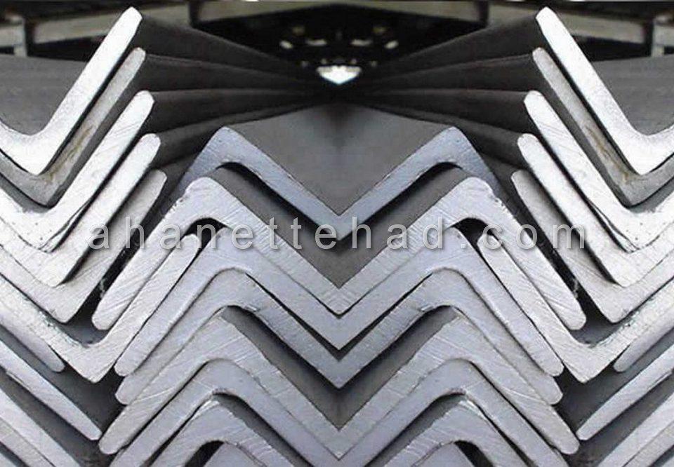 انواع نبشی آهن