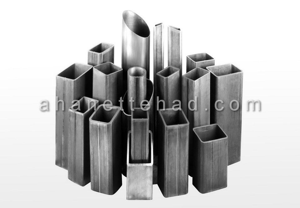 انواع پروفیل آهن