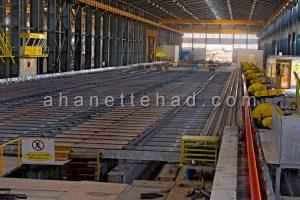 تیر آهن کارخانه تبریز