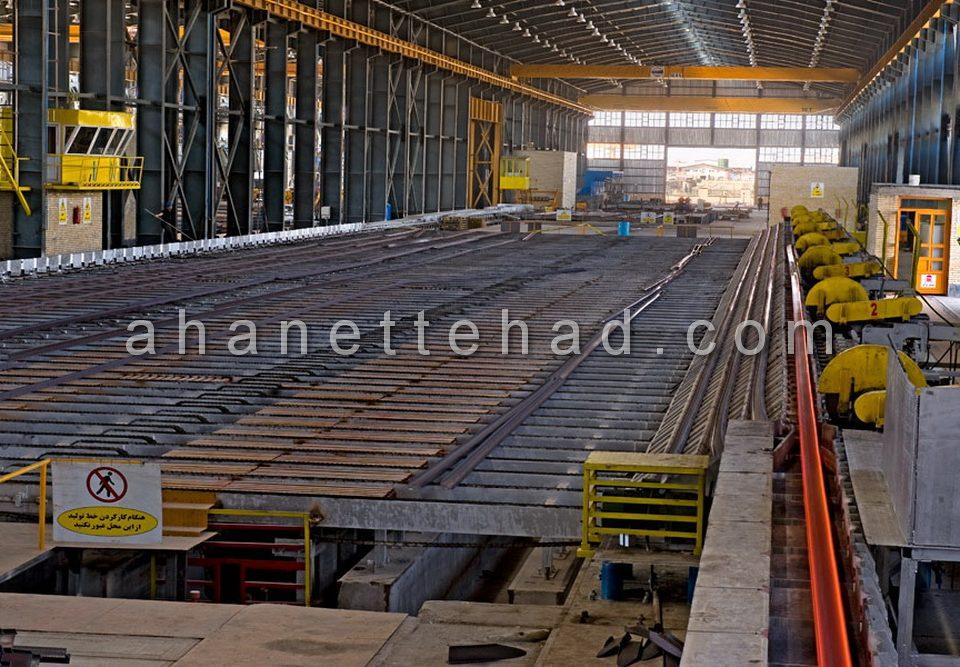 تیر آهن کارخانه | آهن آلات اتحاد | قیمت تیرآهن | قیمت میلگرد ...
