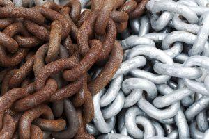 زنجیر آهن