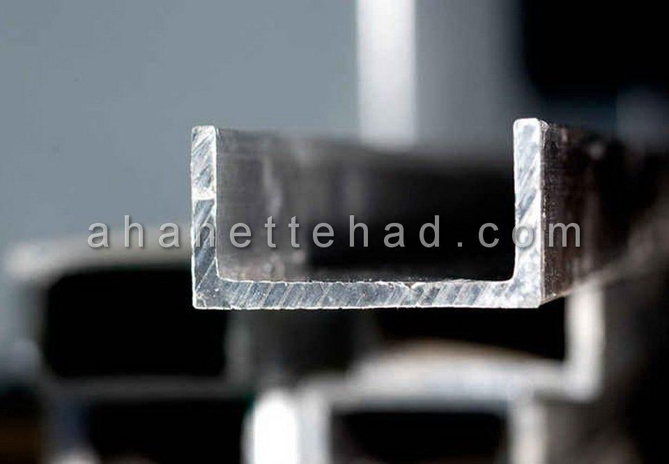 ناودانی آهن ساده